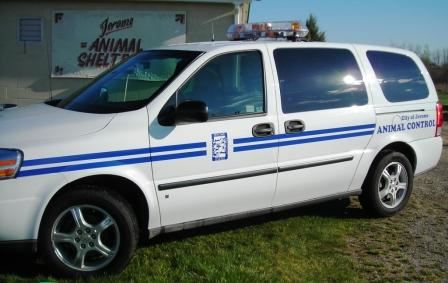 Animal Control Vehicle
